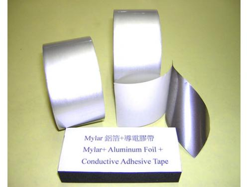 Mylar鋁箔+導電膠帶