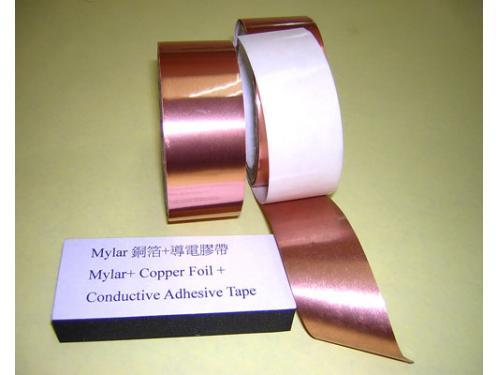 Mylar銅箔+導電膠帶