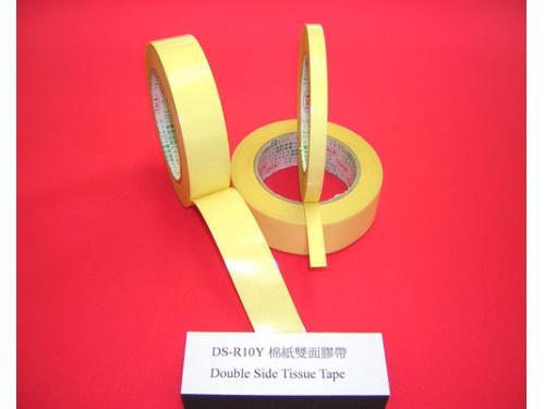 棉紙雙面膠帶<br>『DS-R10-y』