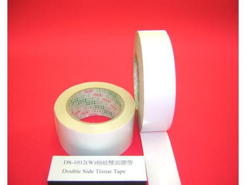 棉紙雙面膠帶<br>『DS-1012W』